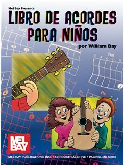 Libro de Acordes Para Ninos Books | Guitar