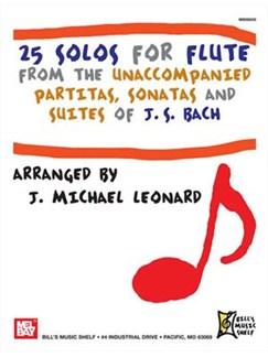 25 Solos for Flute Books | Flute
