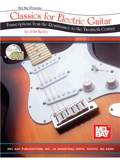 Classics for Electric Guitar Books and CDs | Guitar