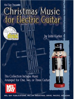 Christmas Music For Electric Guitar Books and CDs | Ensemble, Guitar