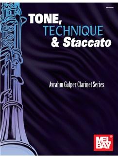 Tone, Technique & Staccato Books | Clarinet
