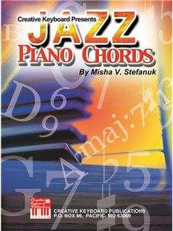 Jazz Piano Chords Books | Piano