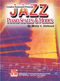 Jazz Piano Scales and Modes Books | Piano