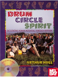 Hull Arthur Drum Circle Spirit Drums Bk/Cd Books and CDs | Drums