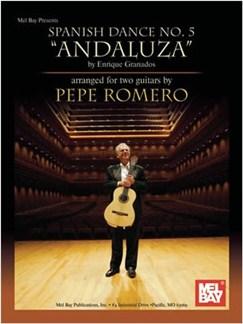 Spanish Dance No. 5 Andaluza Books | Guitar