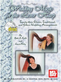 Wedding Music for the Lever Harp Books and CDs | Harp