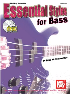 Essential Styles for Bass Books and CDs | Bass Guitar