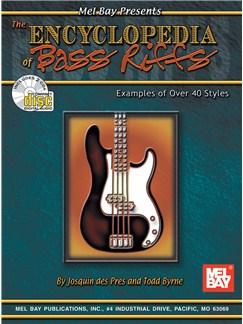 Encyclopedia of Bass Riffs Books and CDs | Bass Guitar