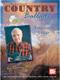 Country Ballads For Fingerstyle Guitar Books and CDs | Guitar, Guitar Tab