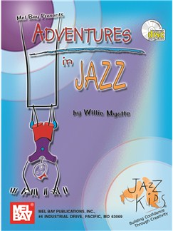 Adventures In Jazz Books and CDs | Piano