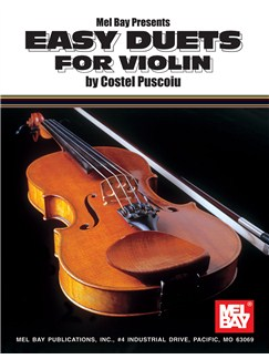 Easy Duets for Violin Books | Violin