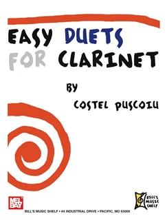 Easy Duets for Clarinet Books | Clarinet