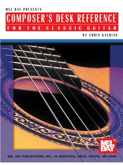 Composer's Desk Reference For The Classic Guitar Books | Acoustic Guitar