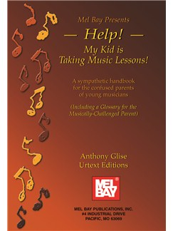 Help! My Kid Is Taking Music Lessons Books | All Instruments