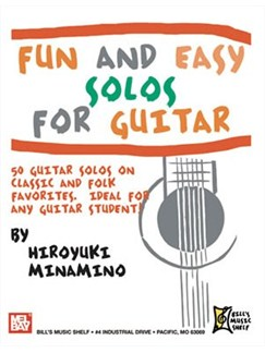 Fun and Easy Solos for Guitar Books | Guitar