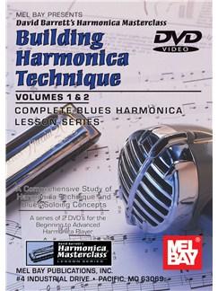 Building Harmonica Technique, Volume 1 & 2 DVDs / Videos | Harmonica