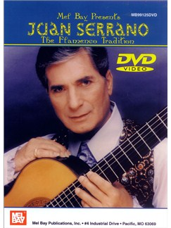Juan Serrano: The Flamenco Tradition (DVD) DVDs / Videos |