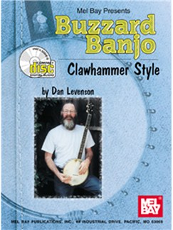Buzzard Banjo - Clawhammer Style Books and CDs | Banjo, Banjo Tab