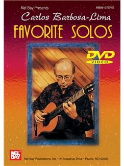 Carlos Barbosa: Lima Favorite Solos DVDs / Videos | Guitar