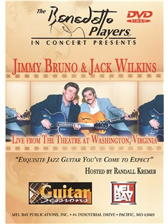 Jimmy Bruno & Jack Wilkins DVDs / Videos | Guitar