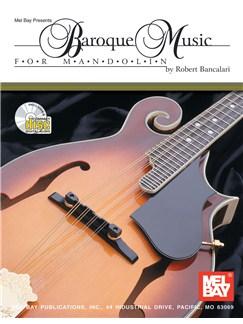 Baroque Music for Mandolin Books and CDs | Mandolin