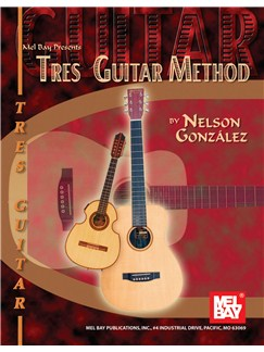 Tres Guitar Method Books | Guitar