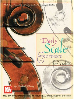 Daily Scale Exercises for Violin Books | Violin