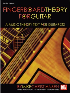 Fingerboard Theory for Guitar Books | Guitar