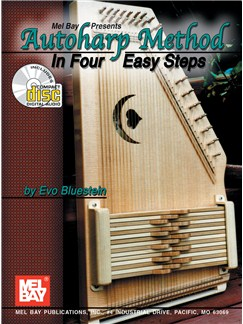 Autoharp Method - In Four Easy Steps Books and CDs | Autoharp, Zither