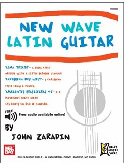 New Wave Latin Guitar Books | Guitar