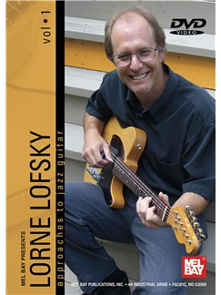 Lorne Lofsky:  Approaches To Jazz Guitar DVDs / Videos | Guitar