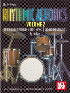 Rhythmic Aerobics, Volume 2 Books and CDs | Drums