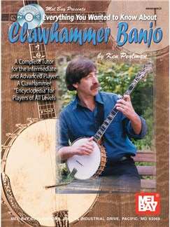 Everything You Wanted To Know About - Clawhammer Banjo Books and CDs | Banjo Tab