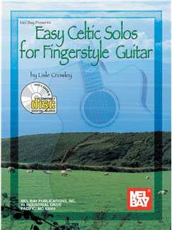 Easy Celtic Solos for Fingerstyle Guitar Books and CDs | Guitar, Guitar Tab