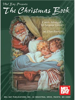 The Christmas Book - Carols Arranged for Acoustic Guitar Books | Guitar, Guitar Tab