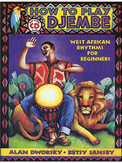 How to Play Djembe Books and CDs | Percussion