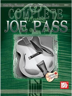Complete Joe Pass Books | Guitar