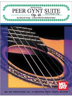Peer Gynt Suite, Op. 46 (Plus Soveig's Song) Books | Guitar