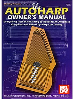 Autoharp Owner's Manual Books | Autoharp, Zither
