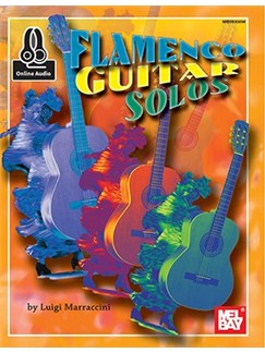 Flamenco Guitar Solos (Book/CD) Books and CDs | Guitar