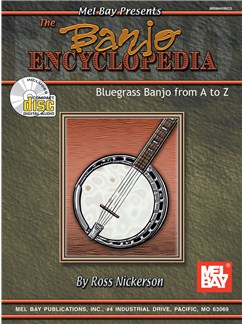 Ross Nickerson: The Banjo Encyclopedia Books and CDs | Banjo