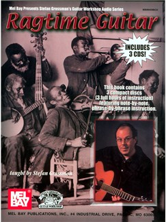 Ragtime Guitar Books and CDs | Guitar