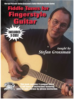 Fiddle Tunes For Fingerstyle Guitar Books and CDs | Guitar