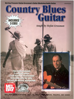 Country Blues Guitar Books and CDs | Guitar