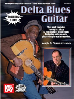 Delta Blues Guitar Books and CDs | Guitar