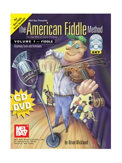 The American Fiddle Method, Volume 1 Books, CDs and DVDs / Videos | Violin