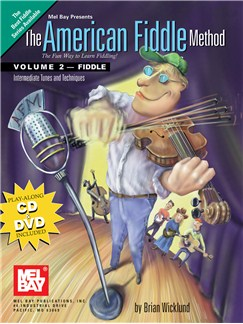 The American Fiddle Method, Volume 2 Books, CDs and DVDs / Videos | Violin