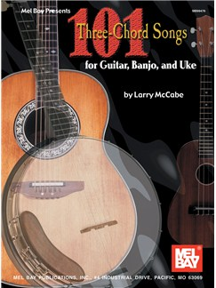 101 Three-Chord Songs for Guitar, Banjo, and Uke Books | Guitar