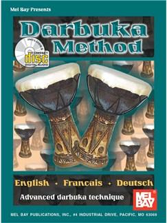 Darbuka Method Books and CDs | Percussion