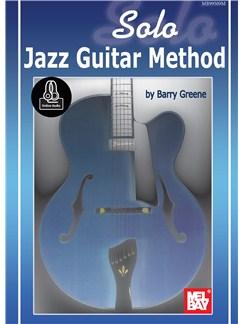 Solo Jazz Guitar Method (Book/Online Audio) Books and Digital Audio | Guitar